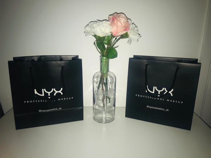 NYX Cosmetics BloggerEvent