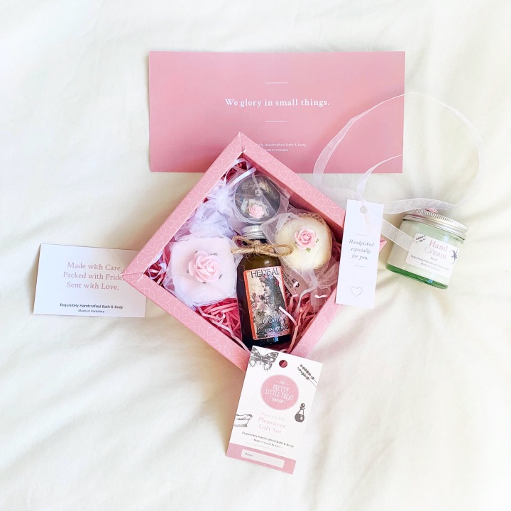 Review: Pretty Little Treat Gift Set